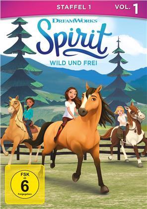 Spirit - Wild und Frei - Staffel 1 - Vol. 2