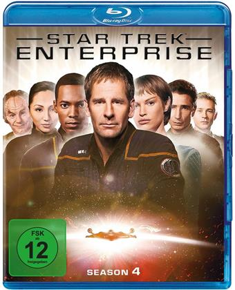 Star Trek - Enterprise - Staffel 4 (Limited Edition, 6 Blu-rays)