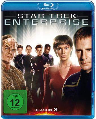 Star Trek - Enterprise - Staffel 3 (Limited Edition, 6 Blu-rays)