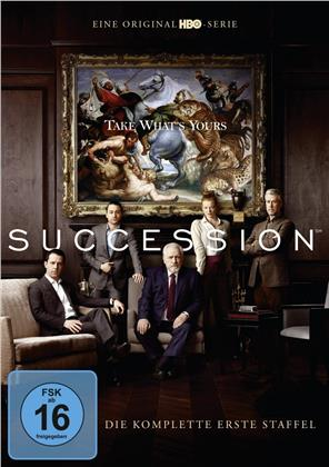 Succession - Staffel 1 (3 DVDs)