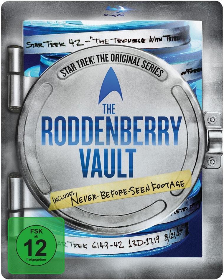 Star Trek - The Original Series - Roddenberry Vault (Limited Edition, Steelbook, 3 Blu-rays)
