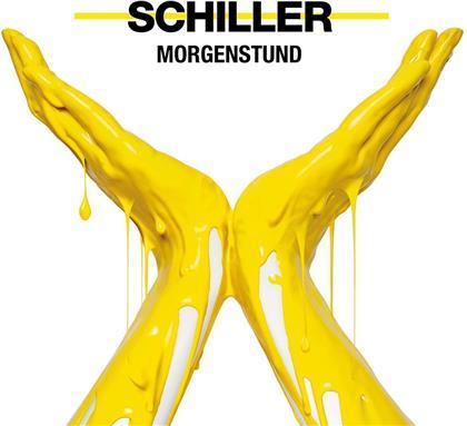 Schiller - Morgenstund (Gatefold, Limited Edition, Yellow Vinyl, 2 LPs)