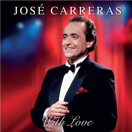 Jose Carreras - With Love (LP)