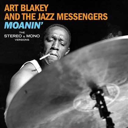 Art Blakey - Moanin' - Original Stereo & Mono Version (2 LPs)