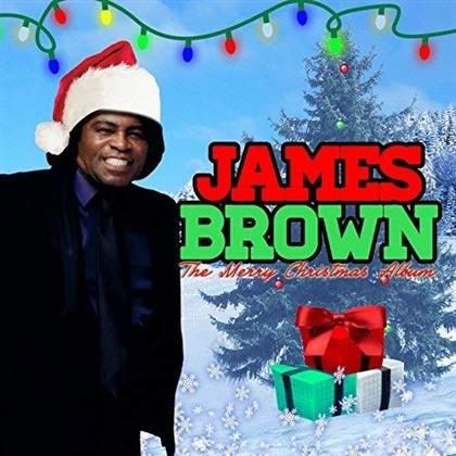 James Brown - Merry Christmas Album (2018 Reissue, Remastered, LP)