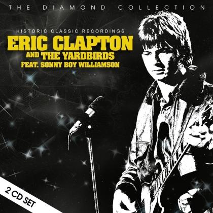 Eric Clapton & The Yardbirds - Historic Classic Recordings (2 CDs)