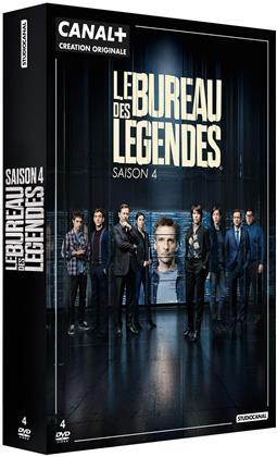 Le Bureau des Légendes - Saison 4 (4 DVDs)