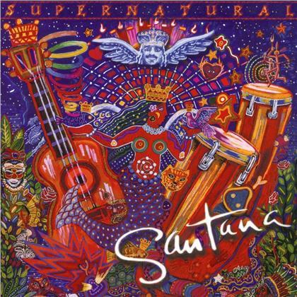 Santana - Supernatural (2 LPs)
