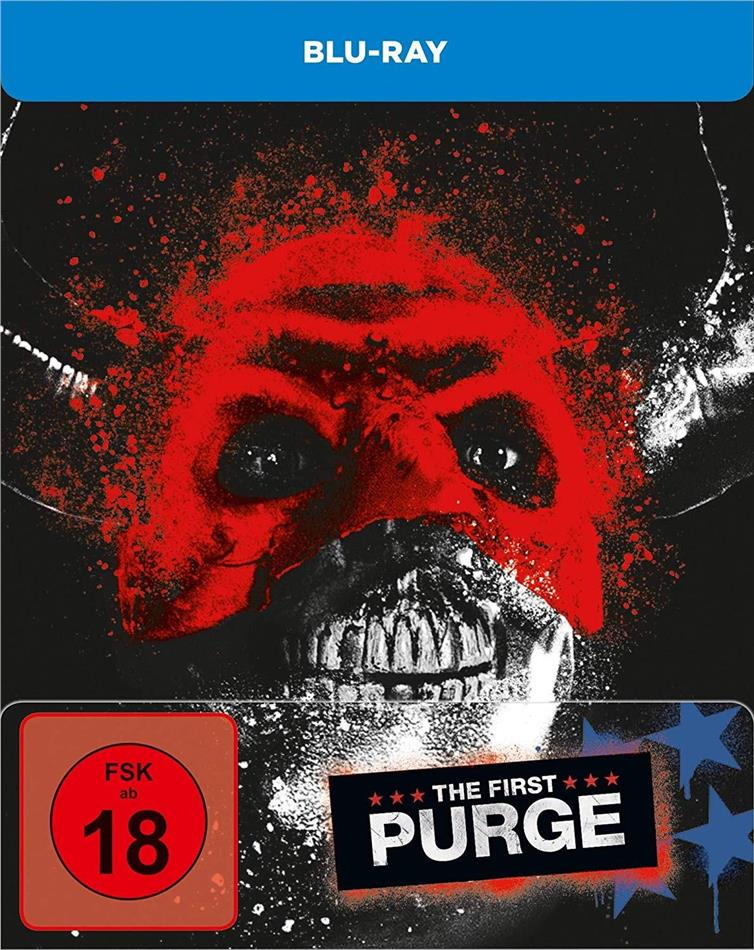 The First Purge (2018) (Limited Edition, Steelbook)