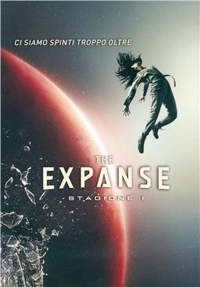 The Expanse - Stagione 1 (3 DVDs)