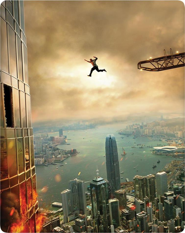 Skyscraper (2018) (Limited Edition, Steelbook)