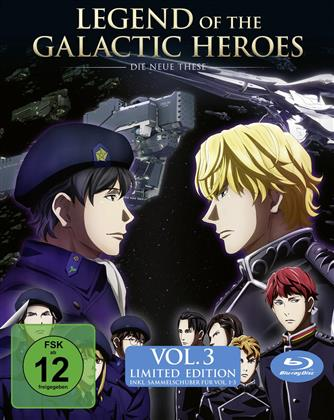Legend of the Galactic Heroes - Die Neue These - Vol. 3 (+ Sammelschuber, Limited Edition)