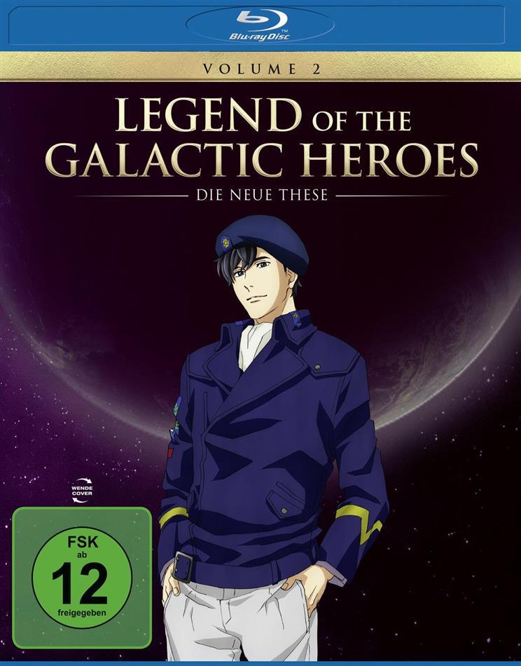 Legend of the Galactic Heroes - Die Neue These - Vol. 2