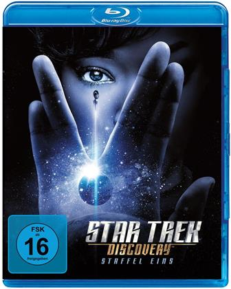 Star Trek Discovery - Staffel 1 (4 Blu-rays)