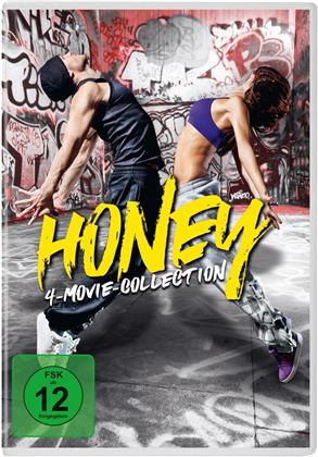 Honey 1-4 - 4-Movie-Collection (4 DVDs)