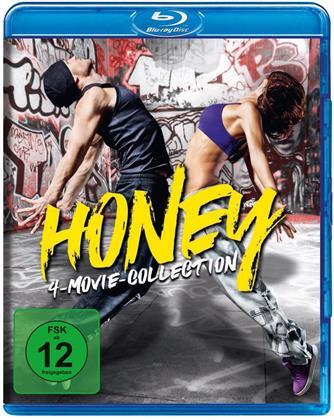 Honey 1-4 (4 Blu-rays)