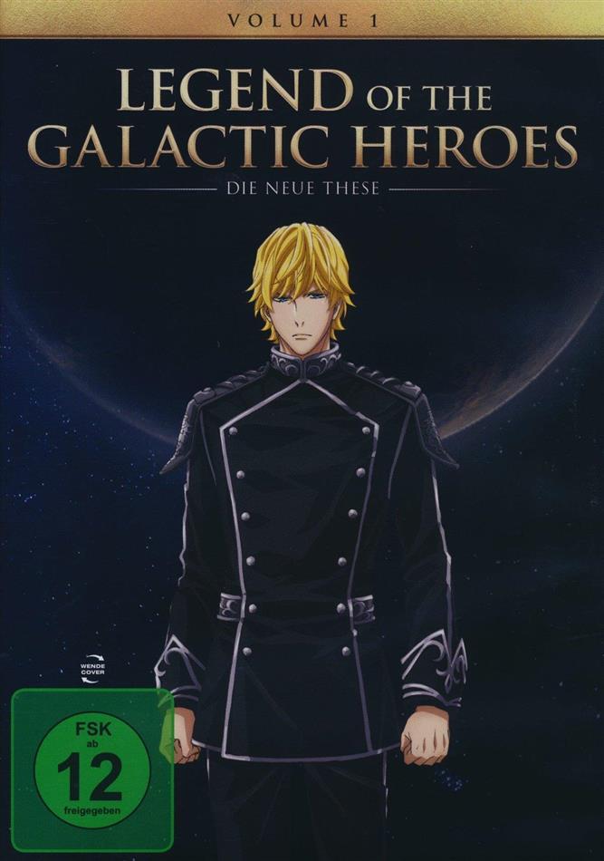 Legend of the Galactic Heroes - Die Neue These - Vol. 1