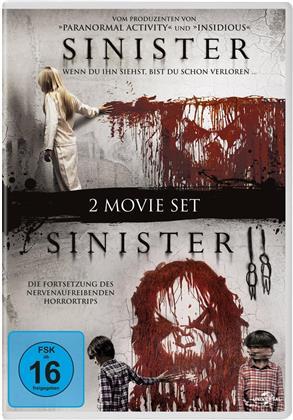Sinister 1 & 2 (2 DVDs)