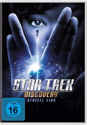 Star Trek Discovery - Staffel 1 (5 DVDs)