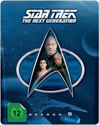 Star Trek - Next Generation - Staffel 5 (Limited Edition, Steelbook)