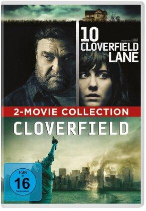 10 Cloverfield Lane / Cloverfield (2 DVDs)
