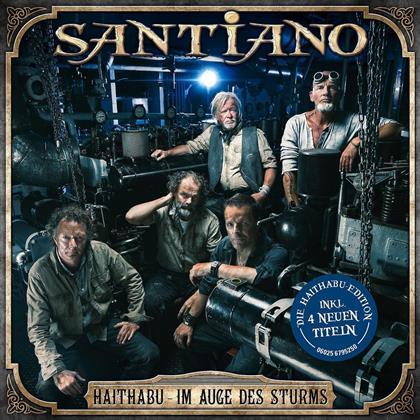Santiano - Im Auge Des Sturms - Haithabu Edition