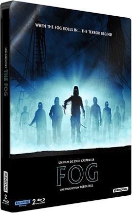 Fog (1980) (Limited Edition, Steelbook, 4K Ultra HD + 2 Blu-rays)
