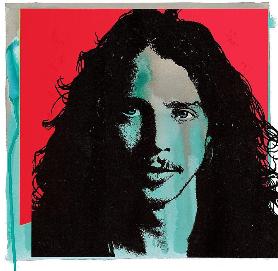 Chris Cornell (Soundgarden/Audioslave) - Anthology (Boxset, Deluxe Edition, 4 CDs)