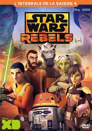 Star Wars Rebels - Saison 4 (3 DVDs)