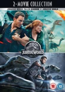 Jurassic World (2015) / Jurassic World 2: Fallen Kingdom (2018) (2 DVDs)