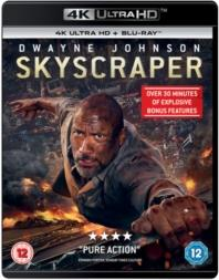 Skyscraper (2018) (4K Ultra HD + Blu-ray)