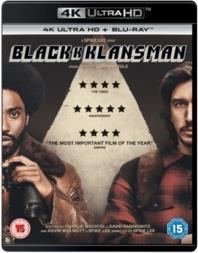 BlacKkKlansman (2018) (4K Ultra HD + Blu-ray)
