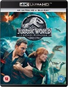 Jurassic World 2 - Fallen Kingdom (2018) (4K Ultra HD + Blu-ray)
