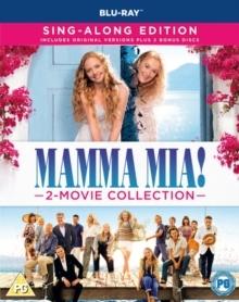 Mamma Mia! 1+2 - 2-Movie Collection (2 Blu-rays)