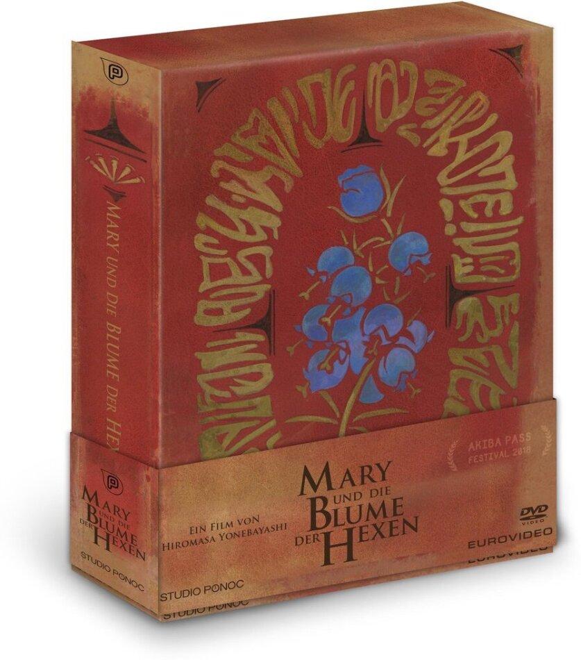 Mary und die Blume der Hexen (2017) (Limited Edition, 2 DVDs)