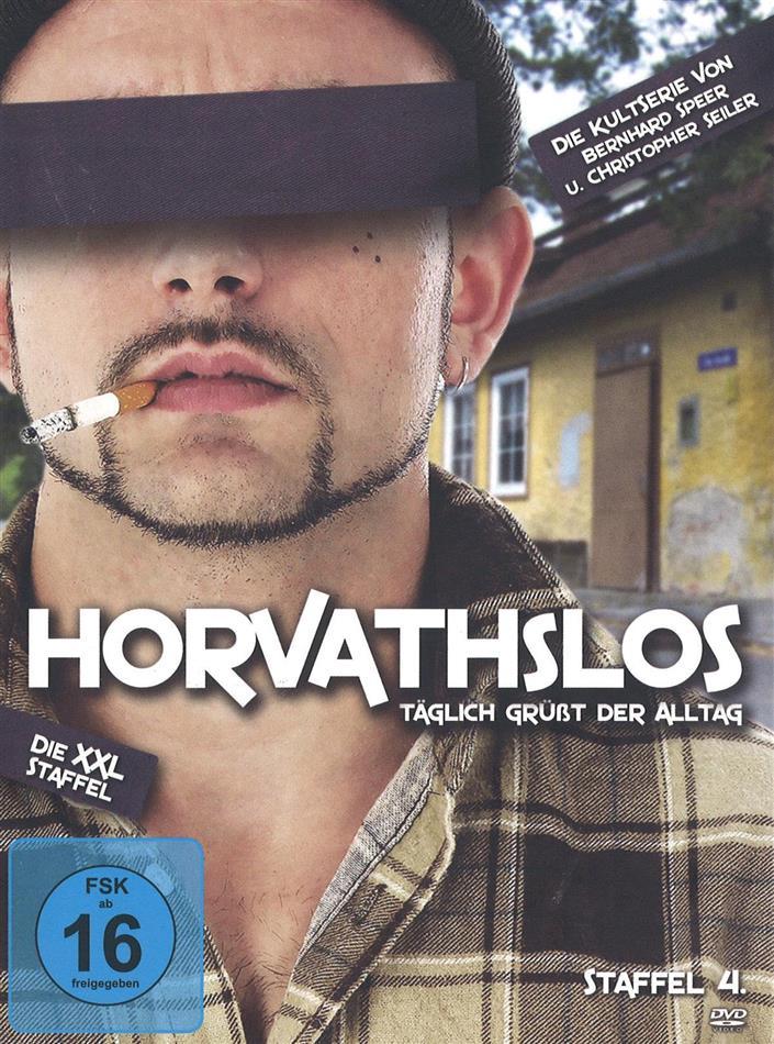 Horvathslos - Staffel 4 (3 DVDs)