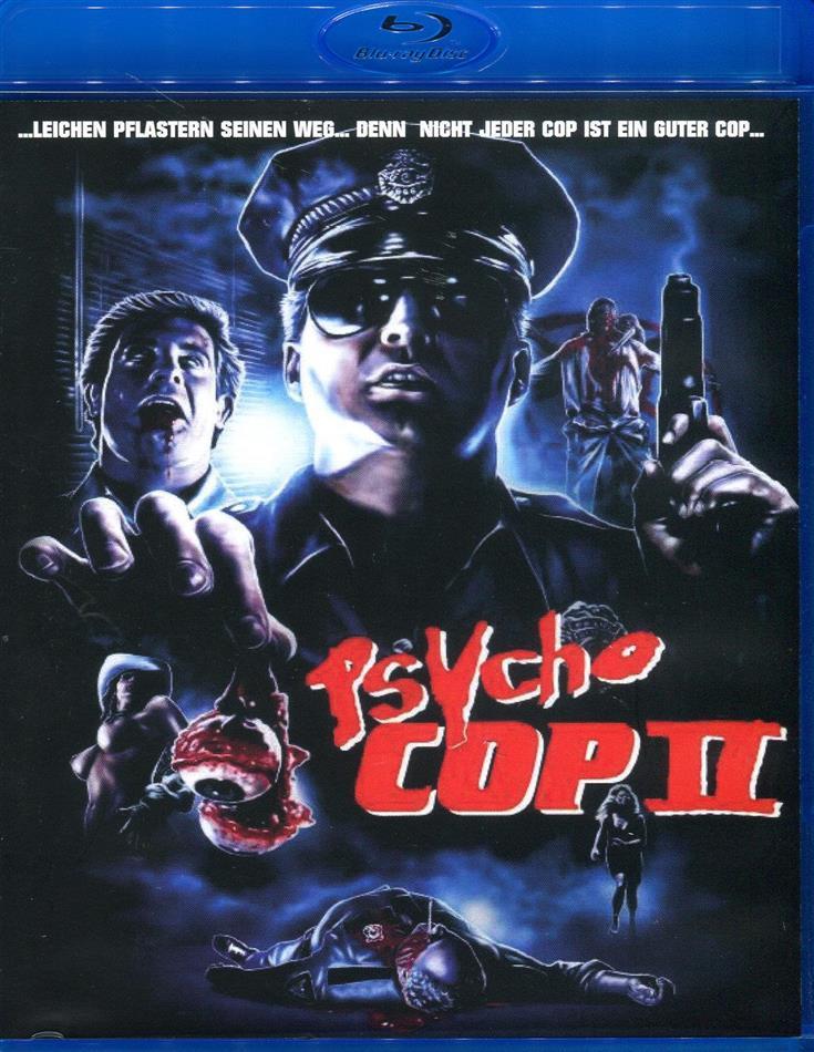 Psycho Cop 2 (1993) (Uncut)