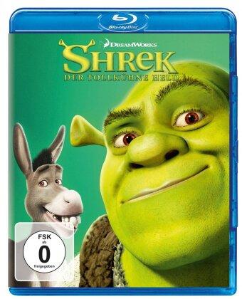 Shrek - Der tollkühne Held (2001) (Neuauflage)