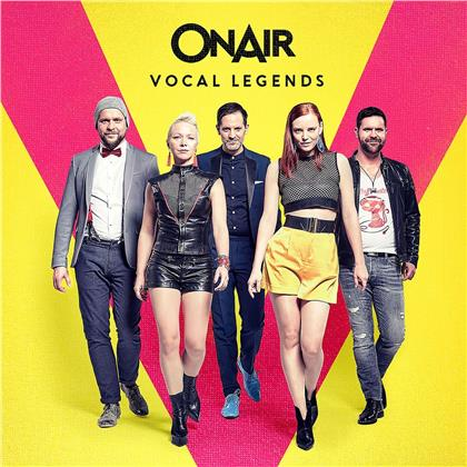 Onair - Vocal Legends
