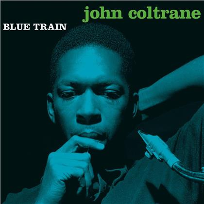 John Coltrane - Blue Train (2018 Reissue, Blue Note, Green Vinyl, LP)