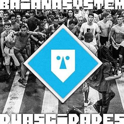 Baianasystem - Duas Cidades (LP)