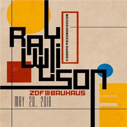 Ray Wilson - ZDF@Bauhaus
