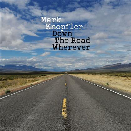 "Mark Knopfler - Down The Road Wherever (Deluxe Edition Boxset, 2 LPs + CD + 7"" Single)"