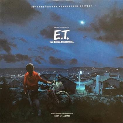 John Williams (*1932) (Komponist/Dirigent) - E.T. - OST (2019 Reissue, 35th Anniversary Edition, Limited Edition, Remastered, 2 LPs)