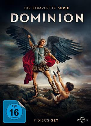 Dominion - Die komplette Serie (7 DVDs)