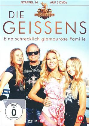 Die Geissens - Staffel 14 (3 DVDs)