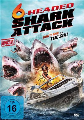 6-Headed Shark Attack (2018) (Uncut)