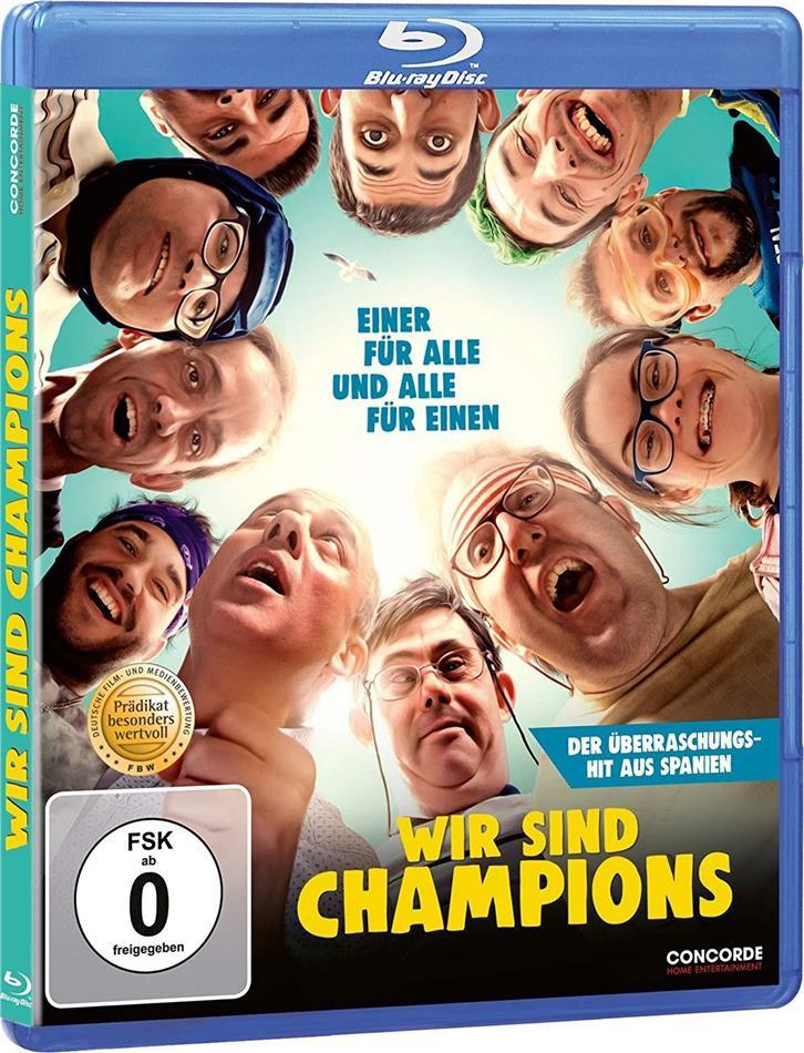 Wir sind Champions (2018)