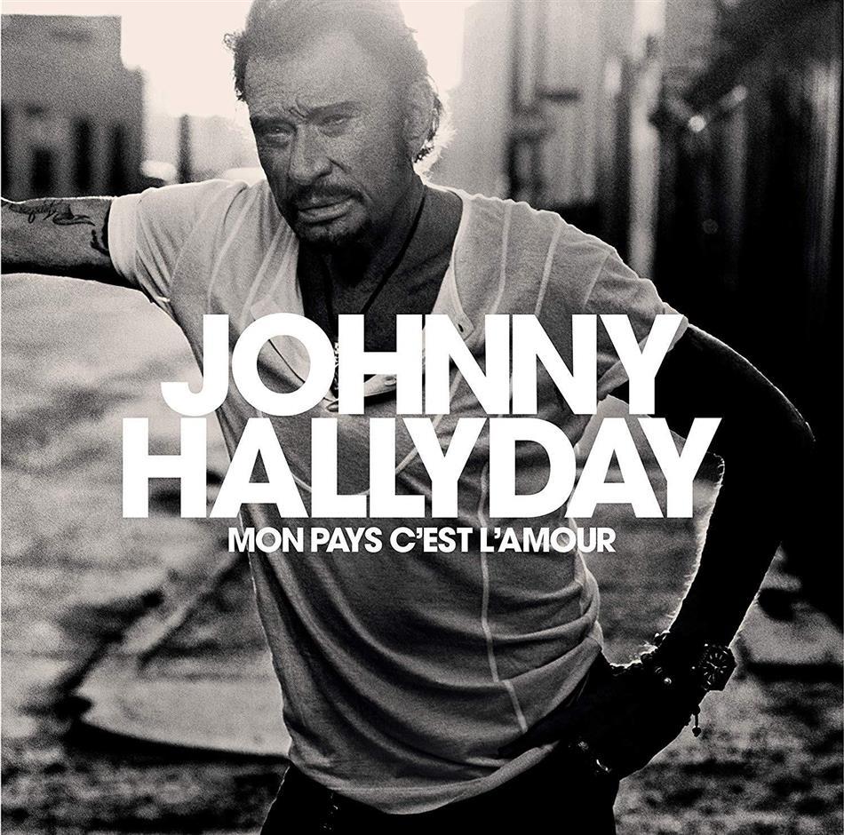 Johnny Hallyday - Mon Pays C'est L'Amour (Collectors Edition)
