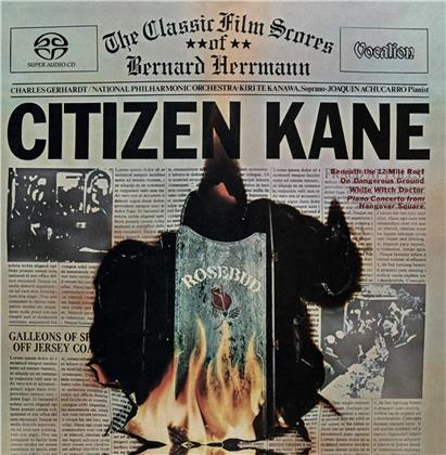 Charles Gerhardt - Citizen Kane - OST (SACD)